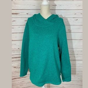 Old Navy 2X Active Go Dry Hooded Pullover